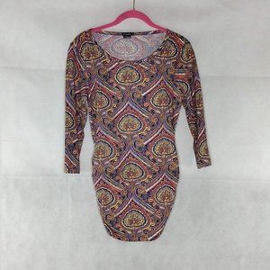 J. McLaughlin Stretch Top Size Small
